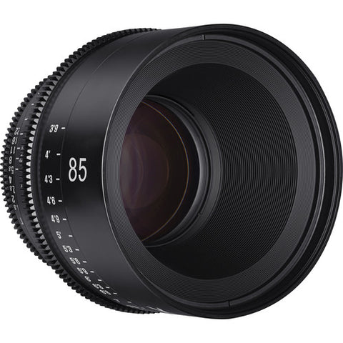 (IN STOCK) Samyang XEEN 85mm T1.5 Cine Lens (For Canon EF – Full Frame)