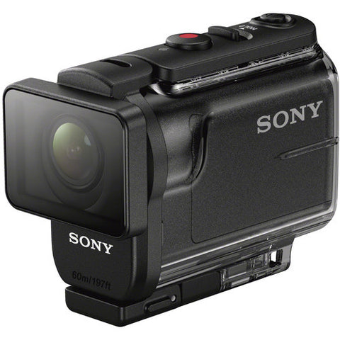 Sony HDR-AS50R Full HD Action Cam with Live-View Remote