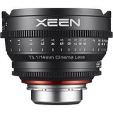 Samyang XEEN 14mm T3.1 Cine Lens (For Micro Four Thirds)