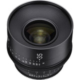 Samyang XEEN 35mm T1.5 Cine Lens (For Micro Four Thirds)
