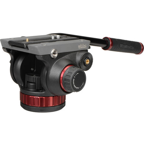 Manfrotto 502HD Pro Video Head W/ Flat Base (MVH502AH)