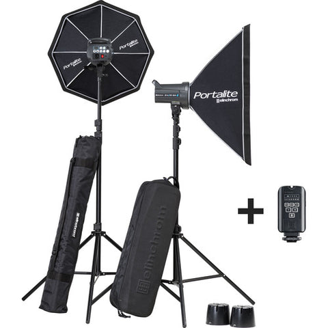 Elinchrom D-Lite RX 4/4 Softbox To Go Kit (20839.2)