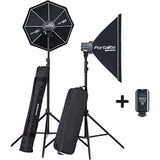 Elinchrom D-Lite RX One/One Softbox To Go Kit (20847.2)