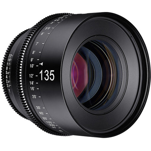 Samyang XEEN 135mm T2.2 Cine Lens (For Sony FE – Full Frame)