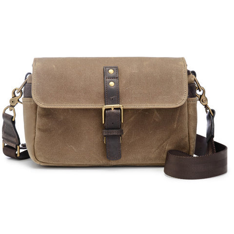 ONA Bowery Camera Bag (Canvas / Field Tan)