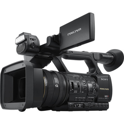 Sony HXR-NX5R Full HD NXCAM Camcorder With Built-In LED Light – YL ...
