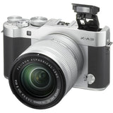 (SALE) Fujifilm X-A3 (Silver) + XC 16-50mm f/3.5-5.6 OIS II [Free Camera Case + 32GB SD Card]
