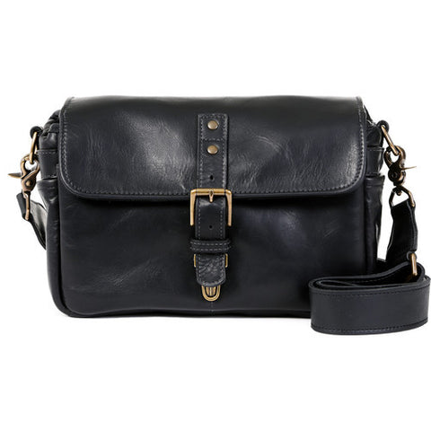 ONA Bowery Camera Bag (Leather / Black)