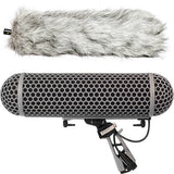 Rode Blimp Windshield & Rycote Shock Mount Suspension System for Shotgun Microphones