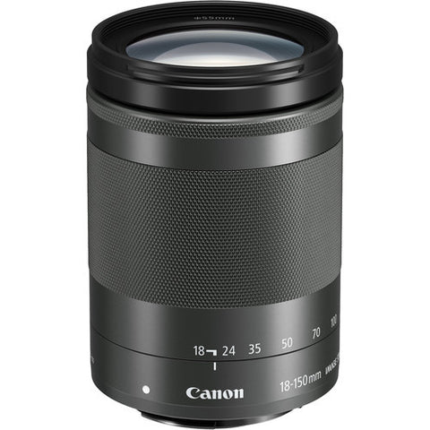 Canon EF-M 18-150mm f/3.5-5.6 IS STM (Graphite)