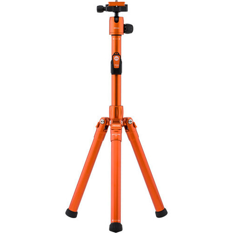 MeFOTO BackPacker Air Travel Tripod (Orange)