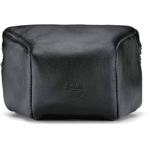 Leica Leather Pouch – Long (Black) 14894