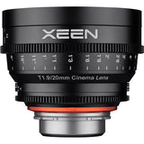 Samyang XEEN 20mm T1.9 Cine Lens (For Micro Four Thirds)