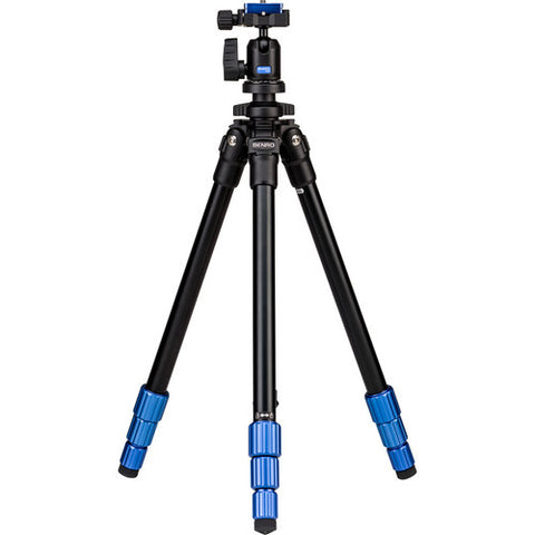 Benro TSL08AN00 4 Section Slim Alu-Alloy Tripod Kit