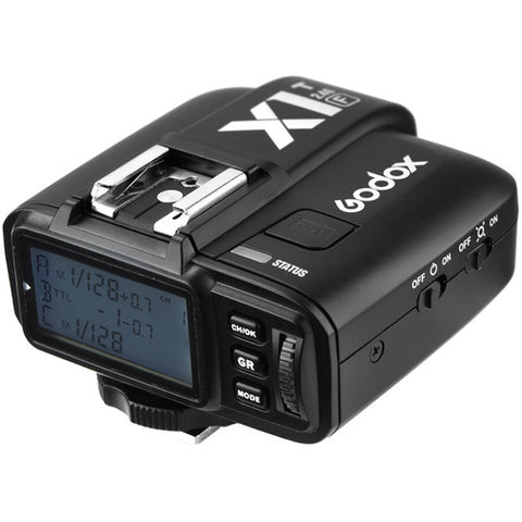 GODOX X1-T TTL Wireless Flash Trigger Transmitter (For Micro Four Third)