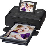 Canon CP-1300 Selphy Photo Printer (Black)