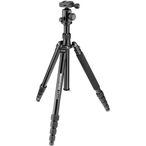 Manfrotto Element Big Aluminum Traveler Tripod (Black)
