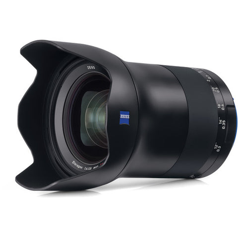 (SALE) Zeiss Milvus Distagon T* 25mm F1.4 (Canon EF)