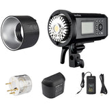 GODOX WITSTRO AD600PRO All-In-One Outdoor Flash (Bowen Mount)