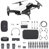 DJI MAVIC Air Quadcopter (Fly More Combo) – Arctic White
