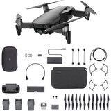 DJI MAVIC Air Quadcopter (Fly More Combo) – Onyx Black