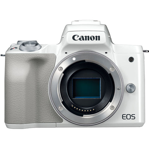 special deal canon eos m50 mirrorless digital camera body only