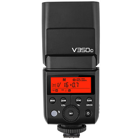 (Original Godox) GODOX V350C TTL Flash (Canon)
