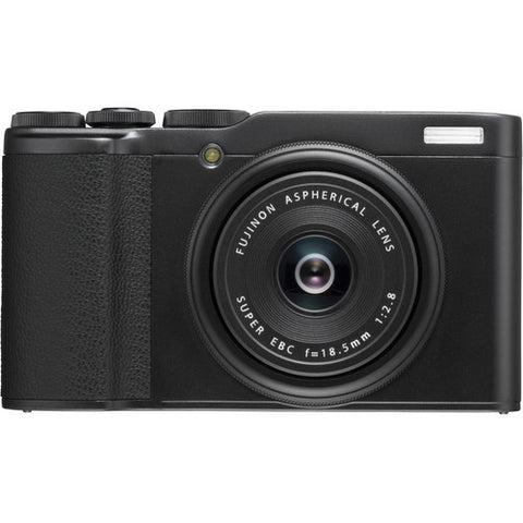 Fujifilm XF10 Digital Camera (Black) [Free 32GB SD Card]