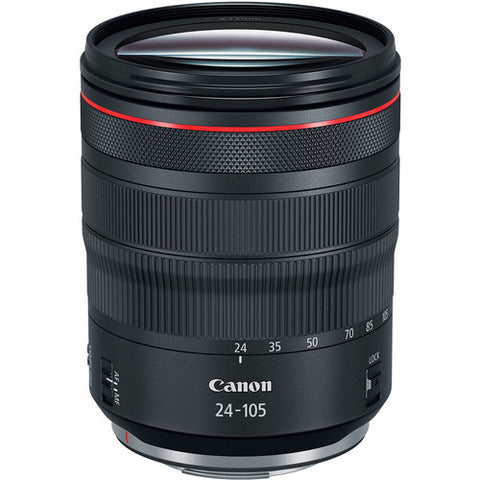 (Pre-Order) Canon RF 24-105mm f/4 L IS