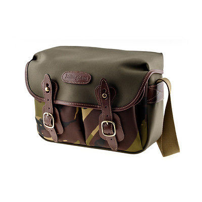 (Pre-Order) Billingham Hadley Small Limited Edition Shoulder Bag [Insert Included]  (Camouflage)