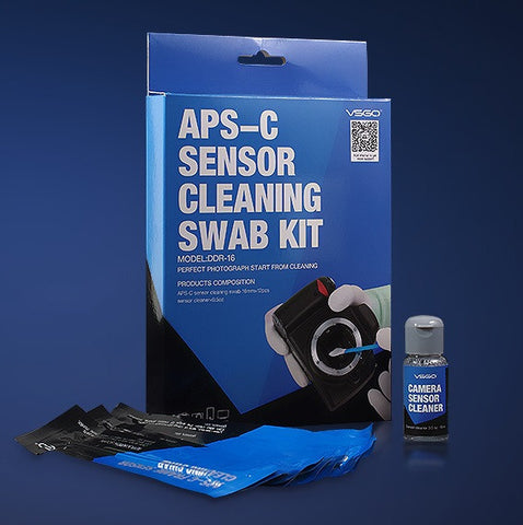 VSGO APS-C Sensor Cleaning Swab Kit (For APS-C Digital Camera)