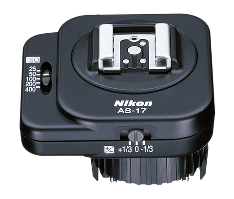 Nikon AS-17 TTL Flash Unit Coupler