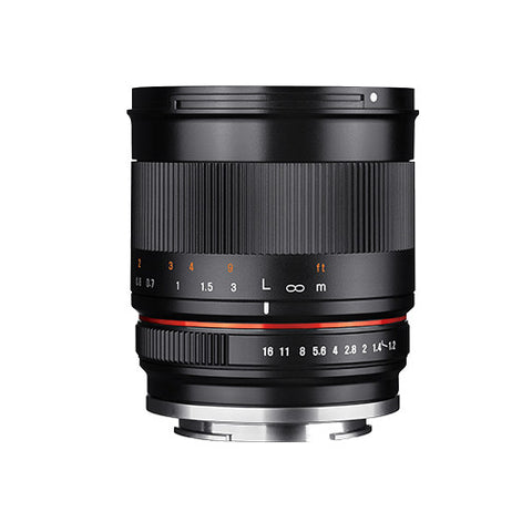 (Pre-Order) Samyang 35mm F1.2 ED AS UMC CS (Canon M)