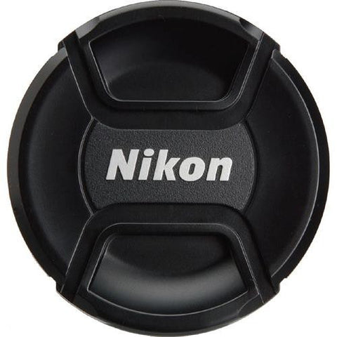 Nikon LC-52 52mm Snap-On Front Lens Cap
