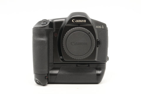 USED - CANON EOS 1HS CAMERA 95% Like New Condition,SN:170950 YL PUDU