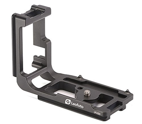 leofoto LPC-5D3 L-Bracket For Canon 5D Mark III