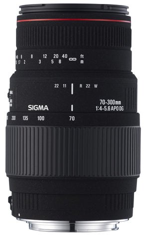 (SALE) Sigma 70-300mm f/4-5.6 APO DG MACRO (Sony)