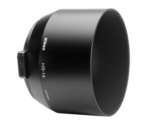Nikon HS-14 52mm Snap-On Lens Hood for 105/2.8 Mic