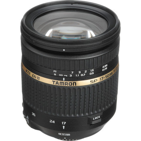 Tamron SP AF 17-50mm f/2.8 XR VC Di II LD Aspherical (IF) (Canon)