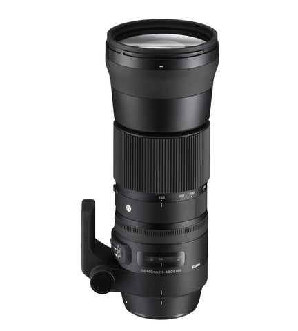 Sigma 150-600mm f/5-6.3 DG OS HSM | CONTEMPORARY (Sony)