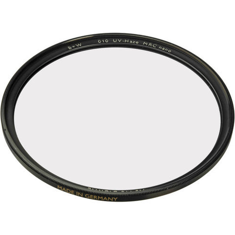 B+W XS-Pro Digital 010 UV-Haze MRC Nano Filter 52mm