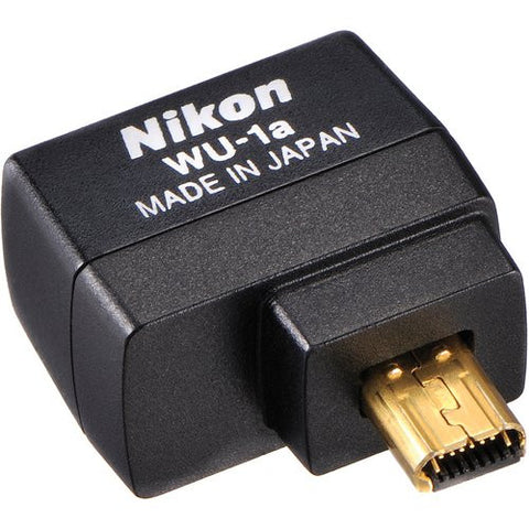 Nikon WU-1a Wireless Mobile Adapter for D3200