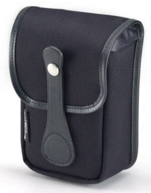 Billingham Avea 5 Pouch (Black Fibrenyte & Black Leather Trim)