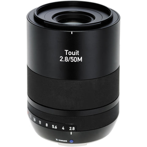 Zeiss Touit 50mm f/2.8 (Fujifilm X-Mount)