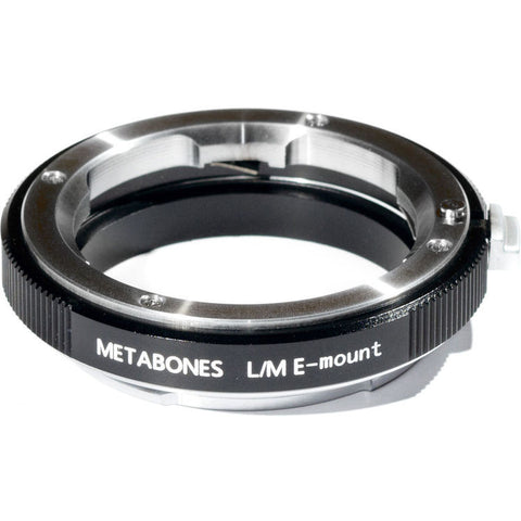Metabones Leica M to Sony E-Mount Lens Mount Adapter