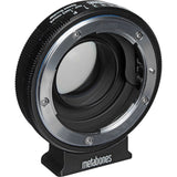 Metabones Nikon G to Micro4/3 Speed Booster Lens Mount Adapter