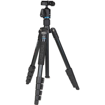 Benro iTrip IT15 5 Section Aluminum Travel Tripod