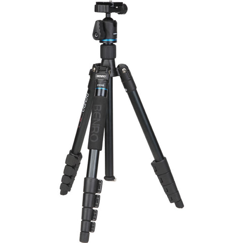 Benro iTrip IT25 5 Section Aluminum Travel Tripod