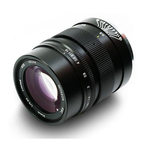 Mitakon Speedmaster 35mm f/0.95 (For Fuji X-Mount)