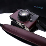 Gariz MirrorLess Camera Neck Strap (Brown)